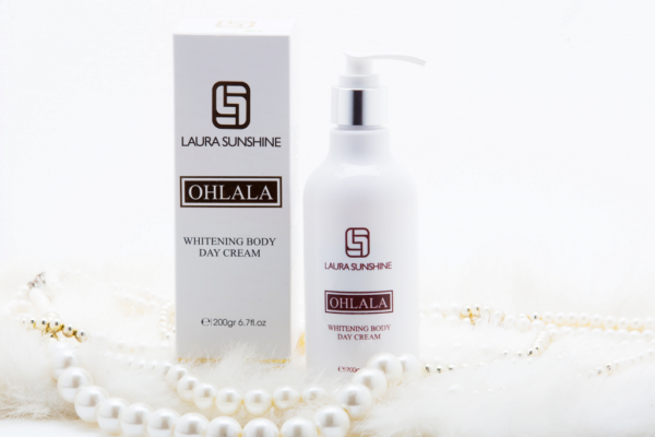 Kem dưỡng ban ngày Ohlala - mỹ phẩm cao cấp Laura Sunshine Nhật Kim Anh