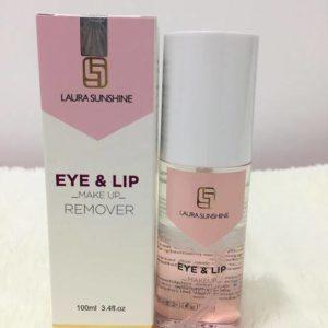 Tẩy trang mắt môi eye & lip make up remover