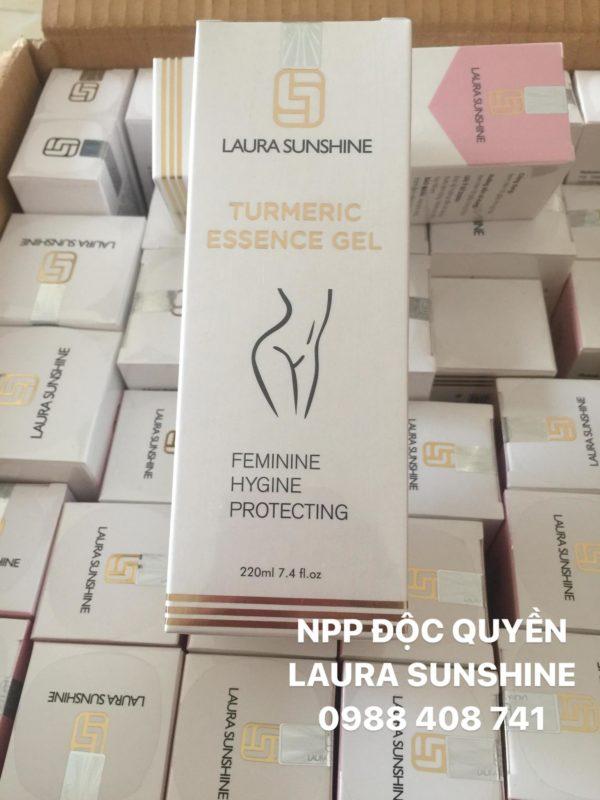 Dung dịch vệ sinh phụ nữ Turmeric Essential Gel