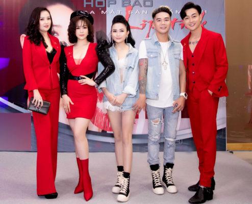Nhật Kim Anh ra mắt dòng son Laura Sunshine Lipstick