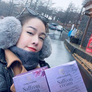 Serum và Kem dưỡng saffron