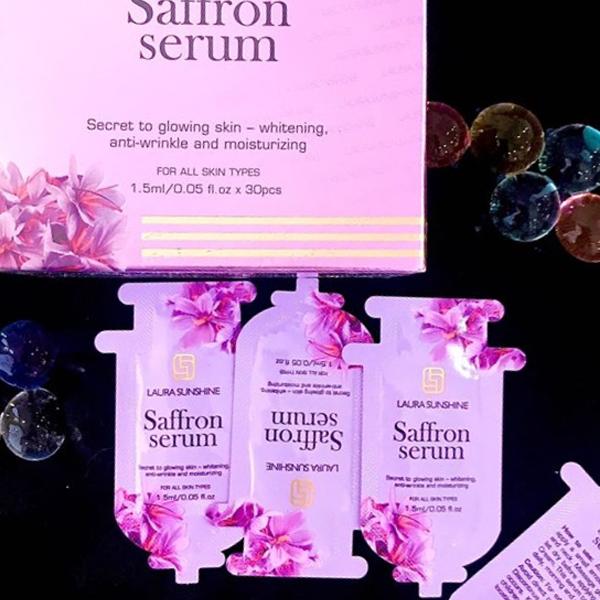 5 gói serum nhụy hoa nghệ tây Travel (Mini) 7.5ml (5x1.5ml)