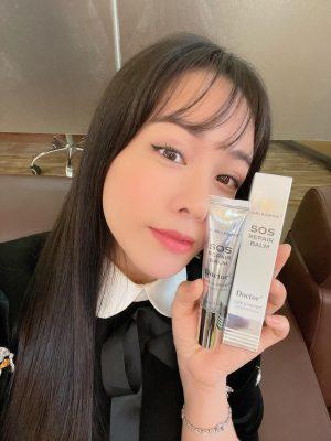 Kem phục hồi da hư tổn SOS REPAIR BALM Laura Sunshine Nhật Kim Anh